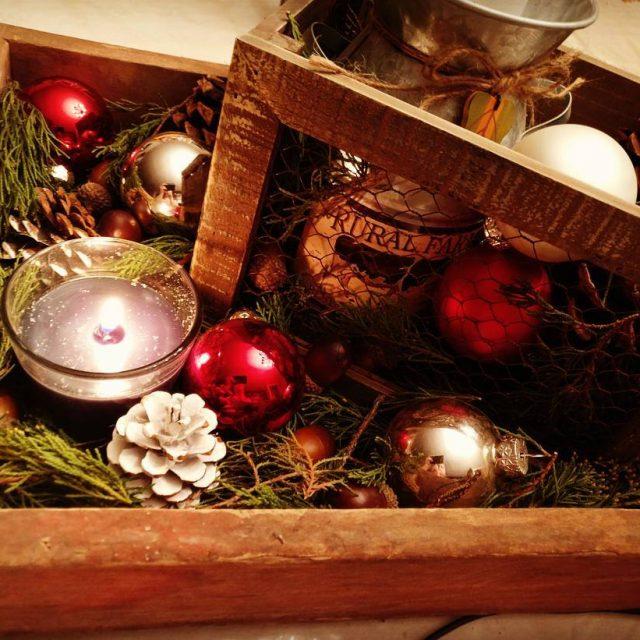Changing the seasonal guard holidaydecor christmas christmasdecor yule