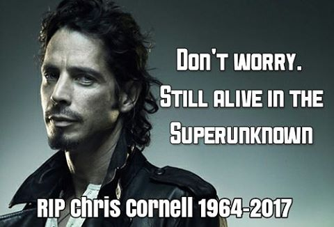 RIP ChrisCornell music